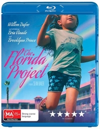 The Florida Project on Blu-ray
