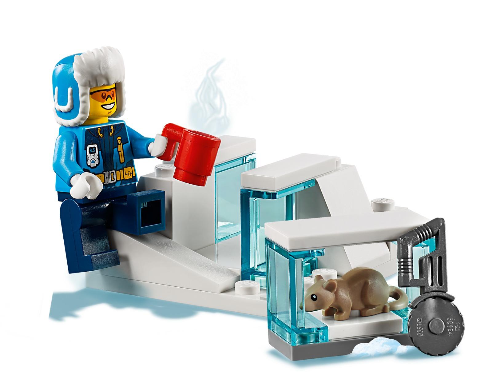 LEGO City: Arctic Ice Crawler (60192) image