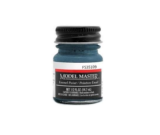 Testors: Enamel Paint - Blue (Flat) image