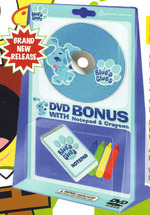 Blue's Clues Arts and Crafts With Bonus (Crayons) on DVD