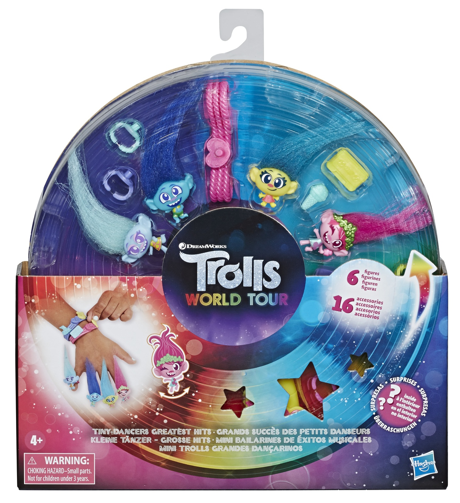 Trolls World Tour: Tiny Dancers - Greatest Hits Collection image