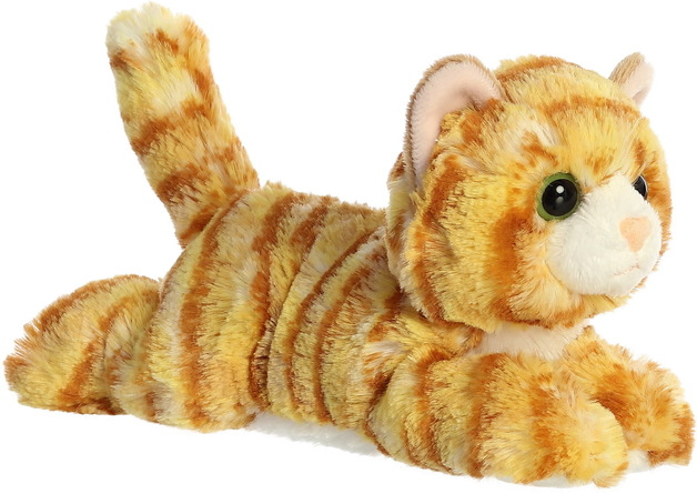 Aurora: Mini Flopsie - Ginger Cat