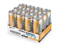 Optimum Nutrition Amino Energy Sparkling RTD - Mango Pineapple Limeaid (12x355ml)