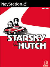 Starsky & Hutch for PS2