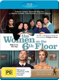The Women on the 6th Floor on Blu-ray