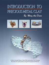 Introduction to Precious Metal Clay by Mary Ann Devos image