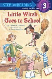Little Witch Goes To School by Deborah Hautzig image