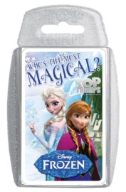 Top Trumps - Frozen