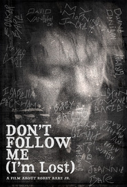Don't Follow Me I'm Lost on DVD