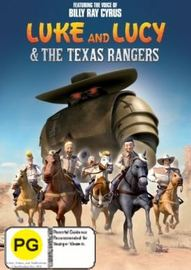 Luke and Lucy and the Texas Rangers on DVD