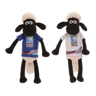 Shaun The Sheep Rugby World Cup Plush - Small image