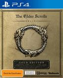 The Elder Scrolls: Online Gold Edition for PS4