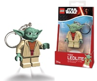 LEGO Star Wars Keyring LED Light - Yoda