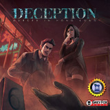 Deception: Murder in Hong Kong - Board Game