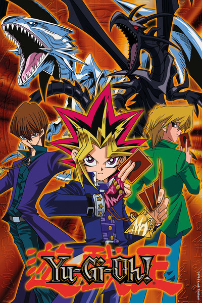 Yu Gi Oh!: Maxi Poster - Group (456)