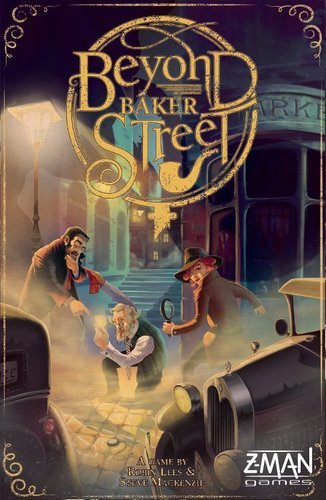 Beyond Baker Street - Card Game image