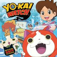 Yo-Kai Watch - 2017 Calendar