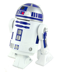 Star Wars: R2-D2 USB Desktop Vacuum