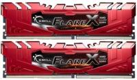 G.SKILL Flare X for AMD Ryzen 32GB (2 x 16GB) DDR4 2400MHz