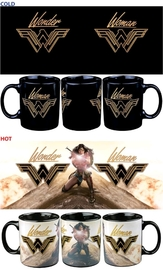 Wonder Woman Movie - Heat Change Coffee Mug