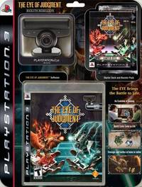 Eye of Judgement with Camera for PS3