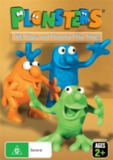 Plonsters - Plif, Plops and Plummy Play Time! DVD