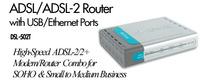 D-Link ADSL Router + Firewall image