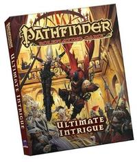 Pathfinder Roleplaying Game: Ultimate Intrigue Pocket Edition by Jason Bulmahn