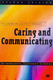 Caring and Communicating: Facilitators' Manual by Paul Morrison image