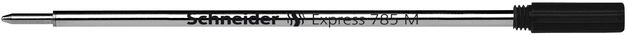Schneider: Express 785 Ballpoint Refill - Black (M)
