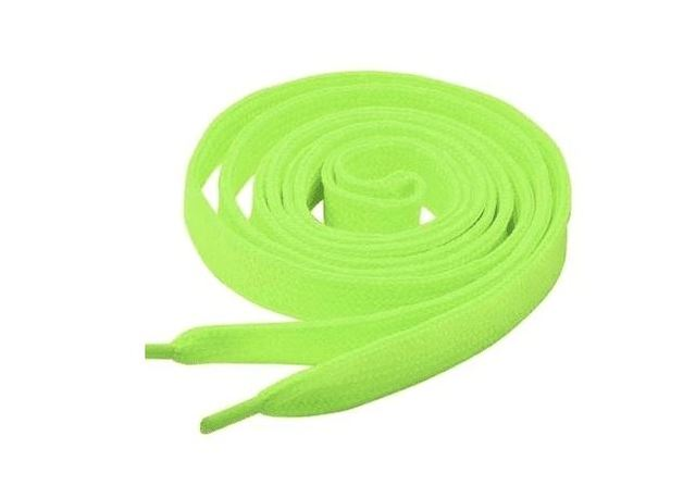 Tiger Laces - Neon Yellow (110cm)
