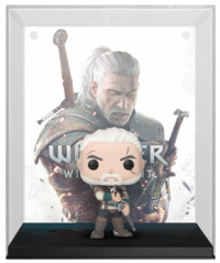 The Witcher 3: Wild Hunt - Geralt - Pop! Game Cover