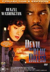 Devil In A Blue Dress on DVD