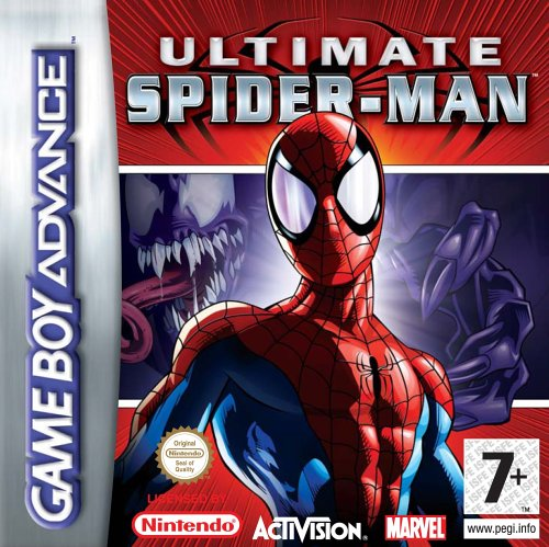 Ultimate Spider-Man for Game Boy Advance image