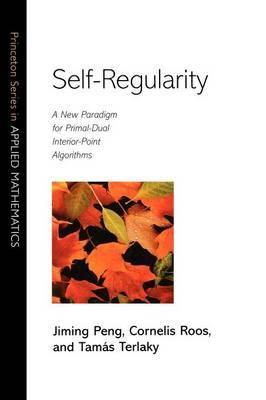 Self-Regularity by Jiming Peng image