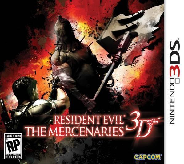 Resident Evil: The Mercenaries 3D for 3DS