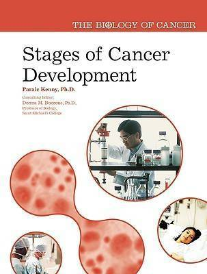 Stages of Cancer Development by Paraic Kenny