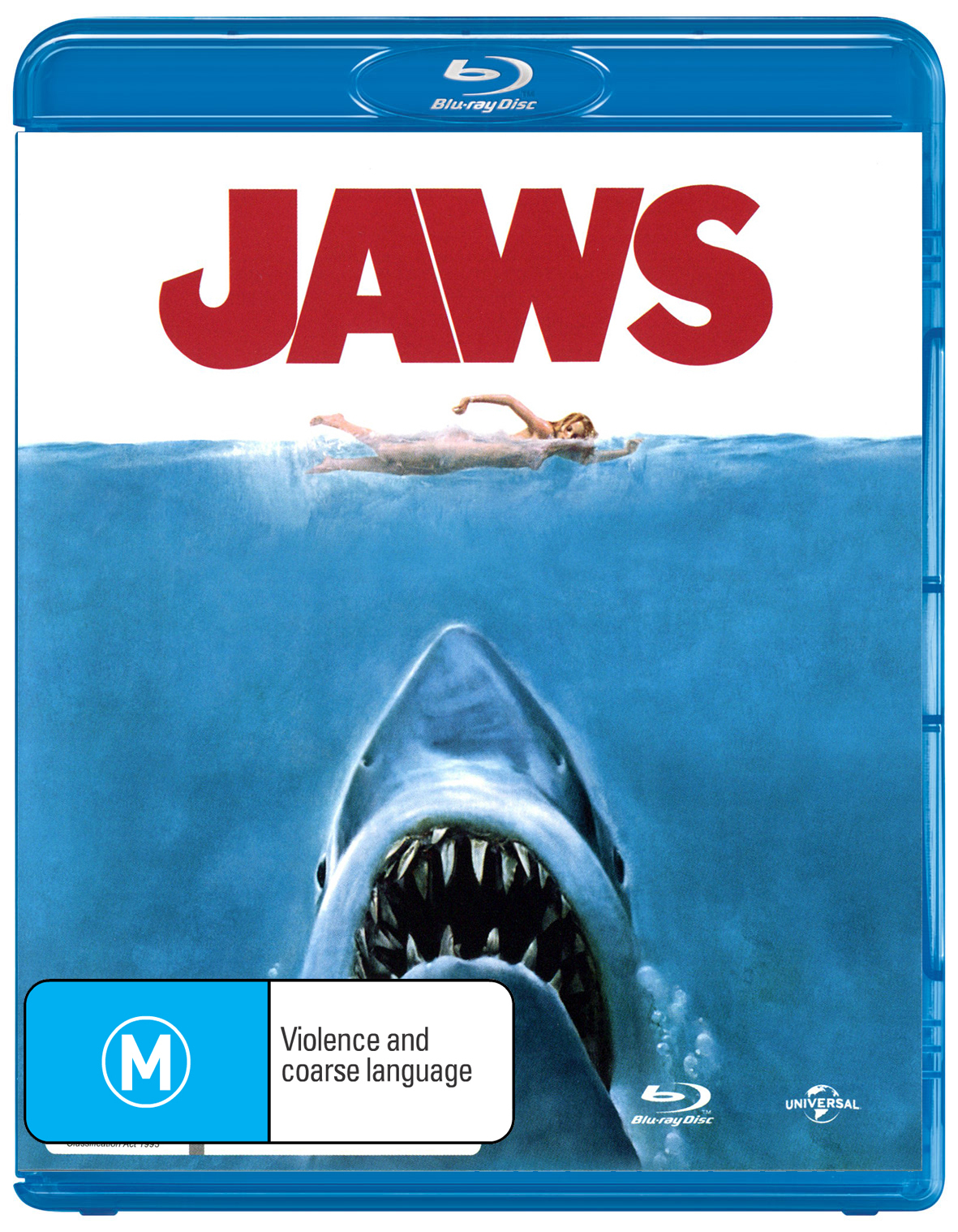 Jaws on Blu-ray image