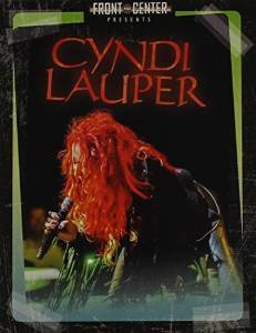 Cyndi Lauper - Front & Centre on DVD