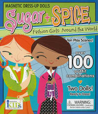 Sugar & Spice: Fashion Girls Around the World by Ikids image