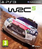 WRC: FIA World Rally Championship 5 for PS3