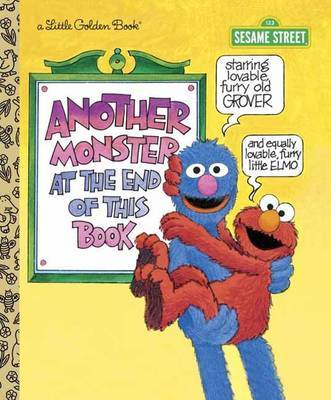 LGB Another Monster At The End Of This Book (Sesame Street) by Jon Stone