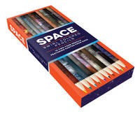Space Swirl Colored Pencils by Chronicle Books