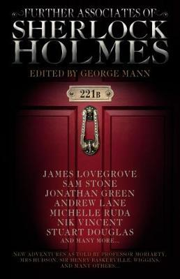Further Associates of Sherlock Holmes by George Mann image