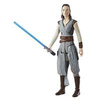 "Star Wars: The Last Jedi 12"" Figure - Rey (Jedi Training)"