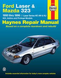 Ford Laser & Mazda 323 (90 - 96) by L.Alan LeDoux
