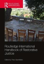 Routledge International Handbook of Restorative Justice image