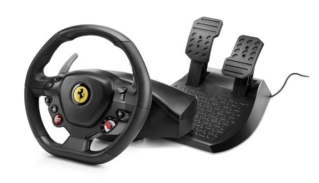Thrustmaster T80 Ferrari 488 GTB Edition Wheel for PS4