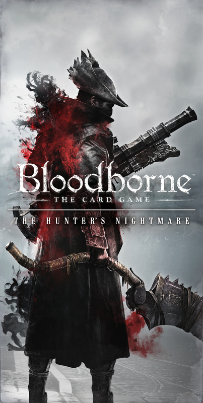 Bloodborne: The Card Game - The Hunters Nightmare