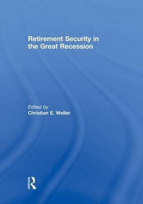 Retirement Security in the Great Recession image